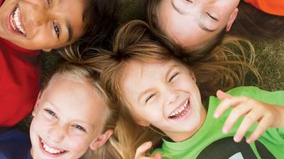 KISI Club kinderen lachen RKHaarlem