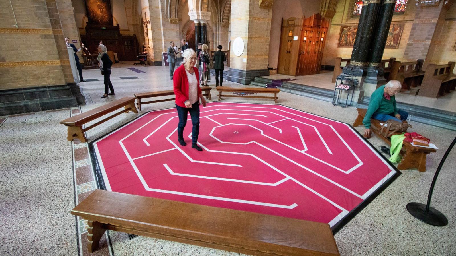 Workshop Labyrint lopen