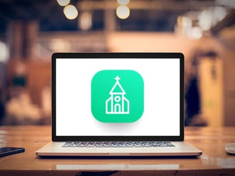 Kerk laptop