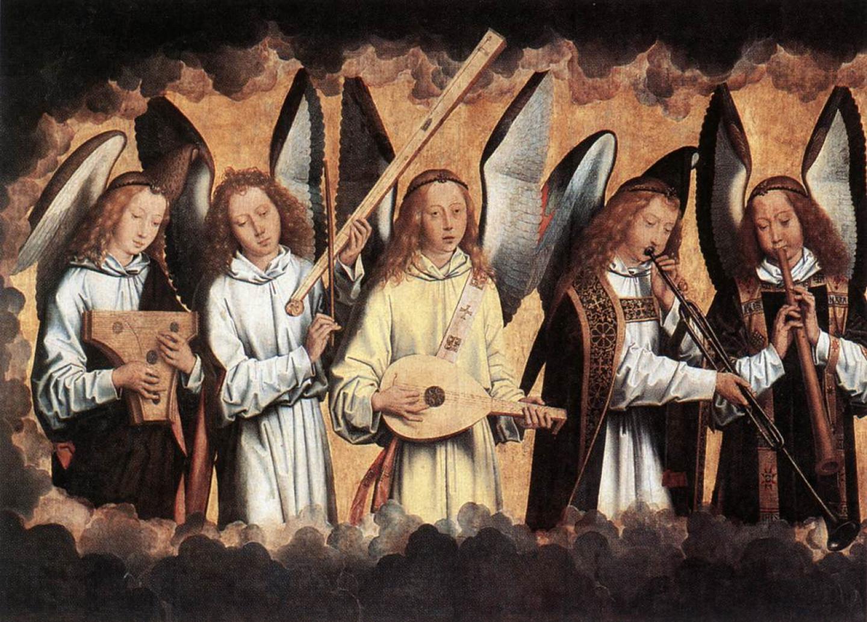 Engelen muziek Kerstmis 2020 Kathedraal Haarlem RKHaarlem