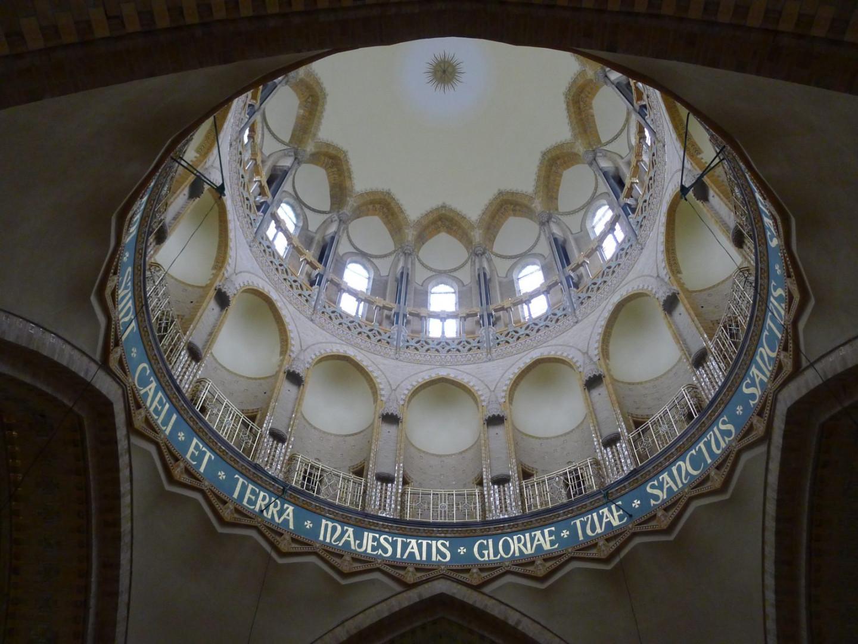 Kathedraal Bavo koepel