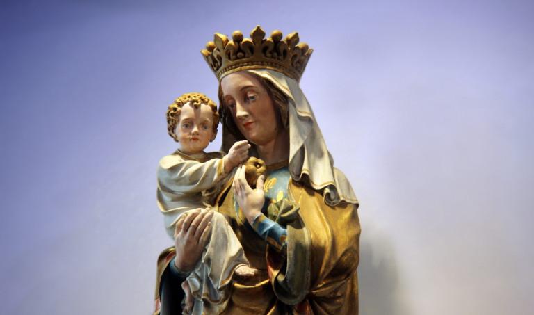 Maria Onze Lieve Vrouw ter Nood Heiloo Genadekapel